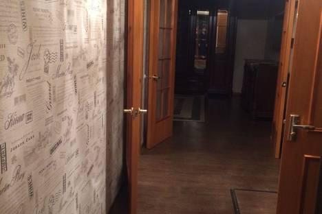 Сдается 2-комнатная квартира посуточно в Астане, улица Достык, 12.