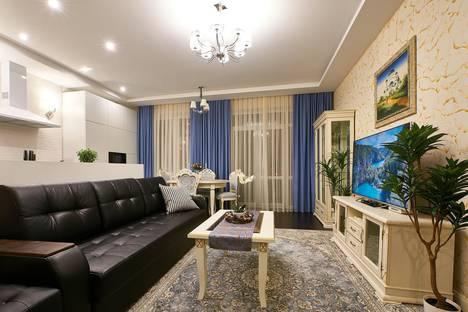 Сдается 3-комнатная квартира посуточно в Адлере, улица Парусная, 17.