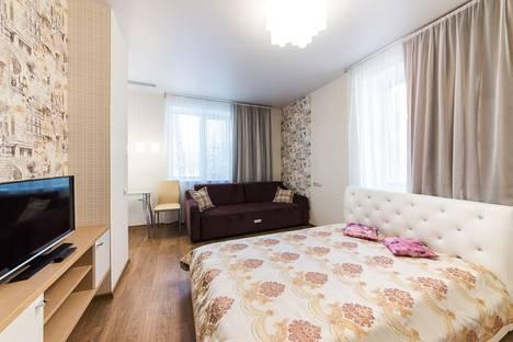Сдается 1-комнатная квартира посуточно в Томске, улица Елизаровых, 32.
