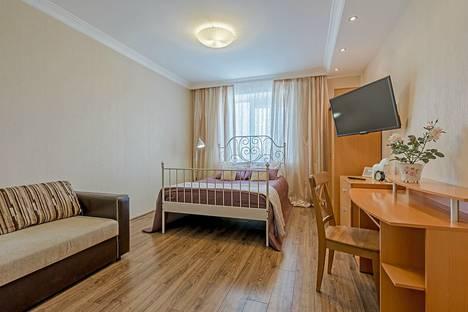 Сдается 1-комнатная квартира посуточнов Санкт-Петербурге, Коломяжский проспект, 15 корпус 2.