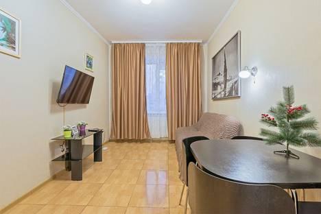 Сдается 2-комнатная квартира посуточнов Санкт-Петербурге, Коломяжский проспект, 15 корпус 1.