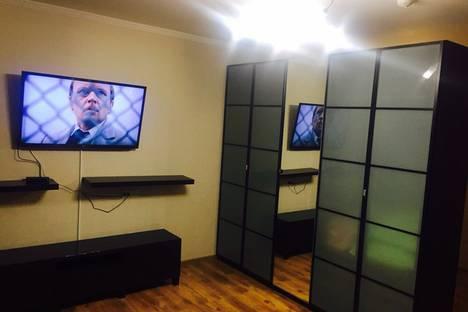 Сдается 1-комнатная квартира посуточно в Ханты-Мансийске, улица Энгельса, 58.