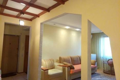Сдается 3-комнатная квартира посуточнов Борисове, бульвар Гречко, 13.
