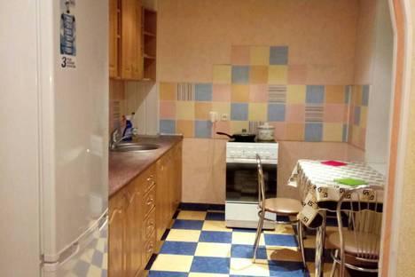 Сдается 1-комнатная квартира посуточно в Борисове, улица Строителей, 43.