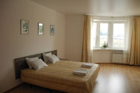 Сдается 1-комнатная квартира посуточно в Красногорске, Красногорский бульвар, 24.