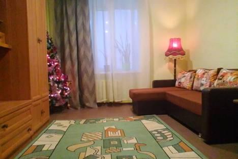 Сдается 2-комнатная квартира посуточно, Костромская область,Лагерная улица 4.