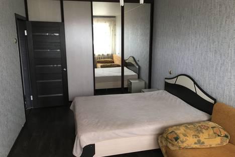 Сдается 1-комнатная квартира посуточно в Южно-Сахалинске, Комсомольская улица, 314.