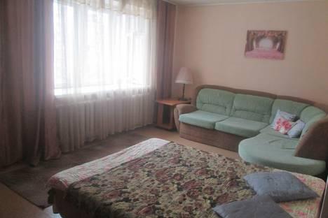 Сдается 1-комнатная квартира посуточно в Томске, улица Чкалова, 18(фрунзе).