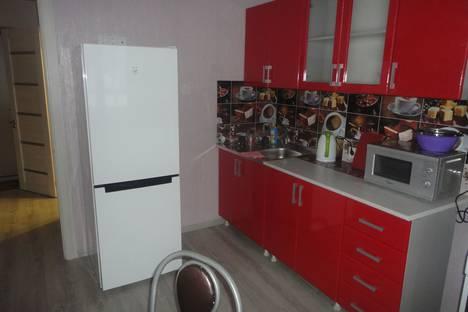 Сдается 1-комнатная квартира посуточно в Сыктывкаре, улица Морозова, 105.