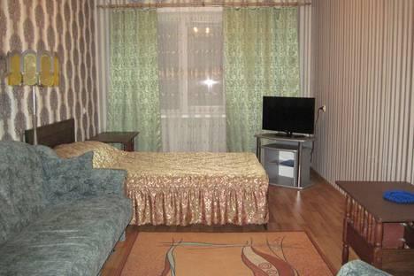 Сдается 1-комнатная квартира посуточно в Кобрине, улица Дзержинского 79.