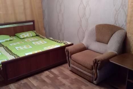 Сдается 1-комнатная квартира посуточно в Кургане, улица Коли Мяготина, 50.