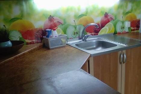 Сдается 1-комнатная квартира посуточно в Стерлитамаке, улица Лазурная 1.