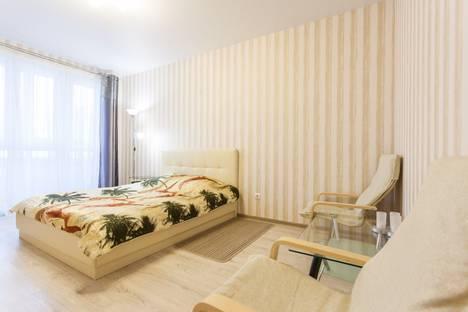 Сдается 1-комнатная квартира посуточно в Калининграде, улица Горького, 172.