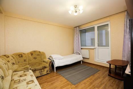 Сдается 1-комнатная квартира посуточно в Нефтеюганске, 15 микрорайон 22 дом.