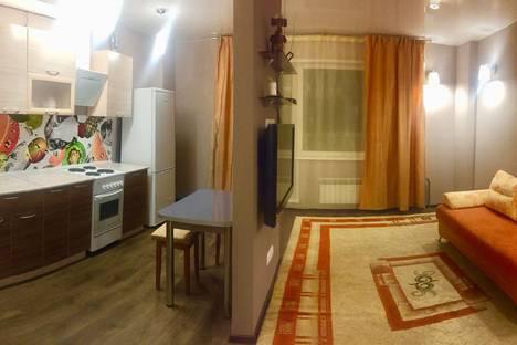 Сдается 1-комнатная квартира посуточнов Ханты-Мансийске, улица Анны Коньковой 6.
