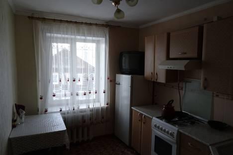 Сдается 2-комнатная квартира посуточнов Сухом Логе, Пушкинская 4/3.