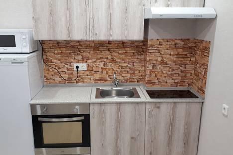 Сдается 1-комнатная квартира посуточно в Новосибирске, улица Костычева, 74/1.