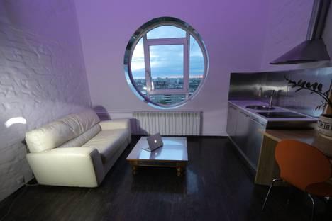 Сдается 1-комнатная квартира посуточнов Уфе, Проспект Менделеева 138.