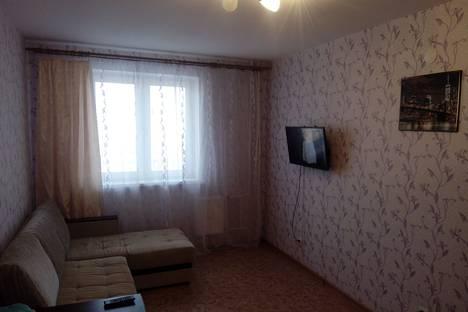Сдается 1-комнатная квартира посуточнов Тюмени, улица Пермякова 81.