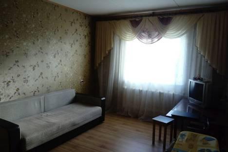 Сдается 1-комнатная квартира посуточно в Когалыме, улица Строителей дом 11.