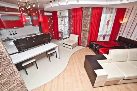 Сдается 1-комнатная квартира посуточнов Екатеринбурге, улица Шевченко, 20.