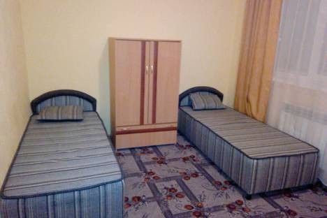 Сдается 2-комнатная квартира посуточно в Ставрополе, Криничная улица, 63.