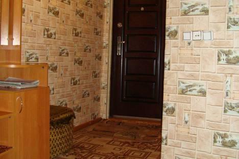 Сдается 1-комнатная квартира посуточно в Шерегеше, улица Гагарина, 8.