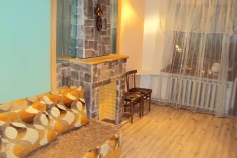 Сдается 2-комнатная квартира посуточнов Великом Устюге, Виноградова 68 кв 99.