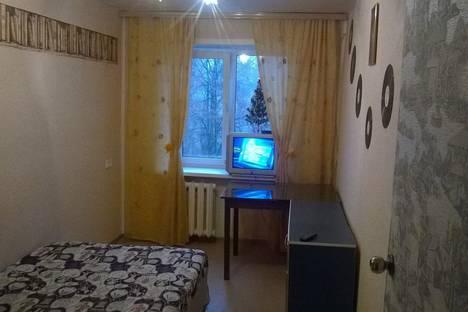 Сдается 1-комнатная квартира посуточнов Воронеже, улица Писателя Маршака, 26.