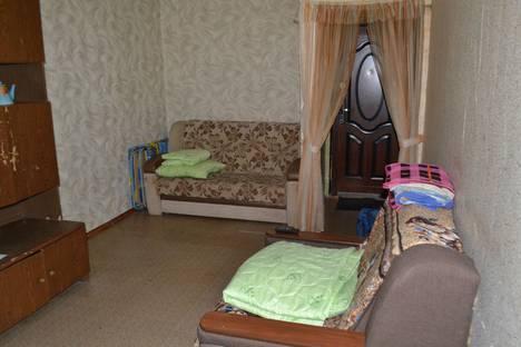 Сдается 1-комнатная квартира посуточно в Можайске, улица Школьная, 7.