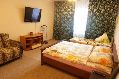 Сдается 1-комнатная квартира посуточно в Новом Уренгое, Ямальская улица, 4 корпус 2.