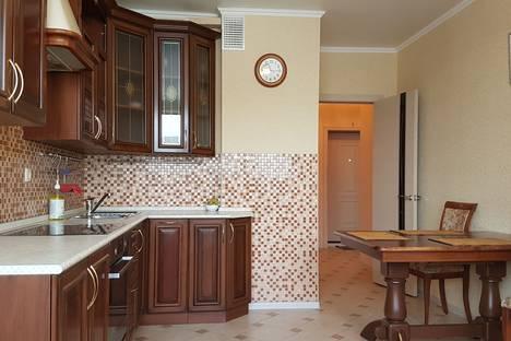Сдается 1-комнатная квартира посуточно в Орле, улица Гагарина, 75.