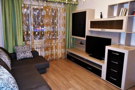Сдается 1-комнатная квартира посуточнов Барнауле, улица Малахова, 123.