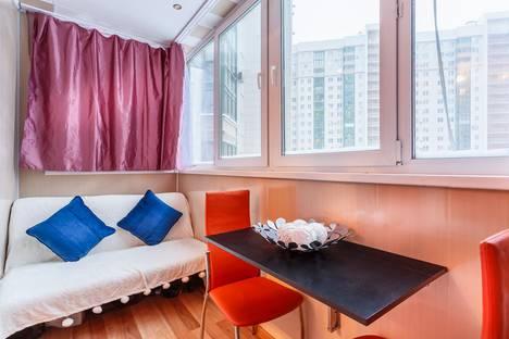 Сдается 1-комнатная квартира посуточно в Красногорске, бульвар Космонавтов, 5.