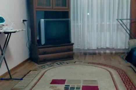 Сдается 2-комнатная квартира посуточно в Ноябрьске, Советская улица, 67.