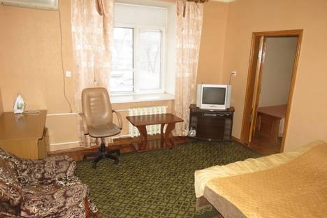 Сдается 2-комнатная квартира посуточно в Бузулуке, улица M. Егорова д 11.