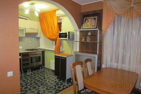 Сдается 2-комнатная квартира посуточно в Волгодонске, проспект Курчатова, 9.