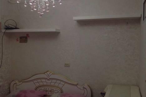 Сдается 1-комнатная квартира посуточно в Каспийске, улица Орджоникидзе, 24.