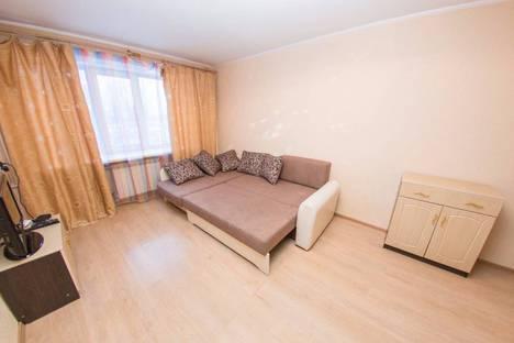 Сдается 1-комнатная квартира посуточно в Комсомольске-на-Амуре, Интернациональный проспект, 17.