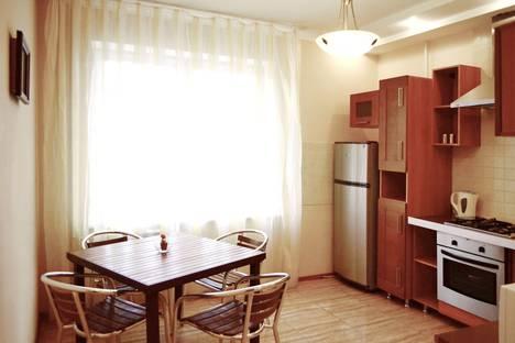Сдается 3-комнатная квартира посуточно в Волгограде, ул.Двинская,11а.
