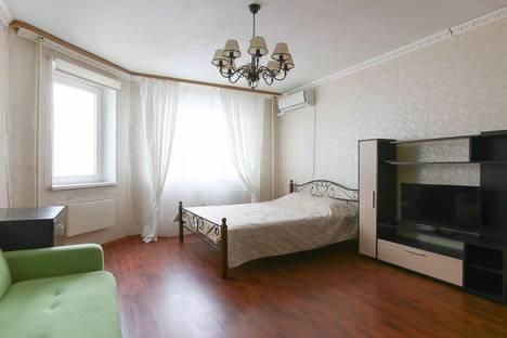 Сдается 1-комнатная квартира посуточнов Балашихе, Московская область,Майкла Лунна, 3.