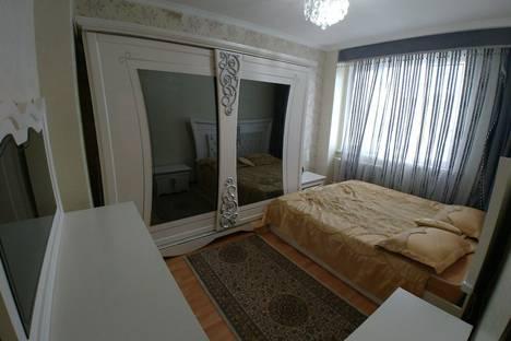 Сдается 2-комнатная квартира посуточно в Астане, сауран 3/1.