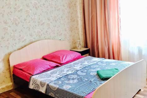Сдается 1-комнатная квартира посуточно в Нягани, З-й микрорайон, 5.