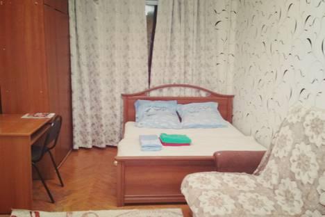 Сдается 1-комнатная квартира посуточнов Домодедове, улица Введенского, 24.