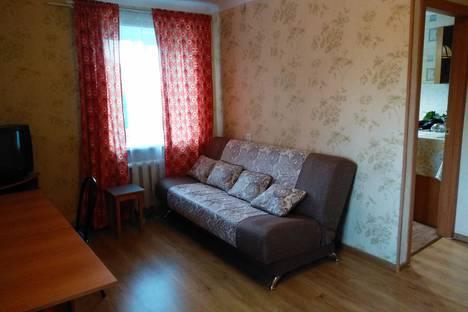 Сдается 1-комнатная квартира посуточно, улица Ербанова, 22.