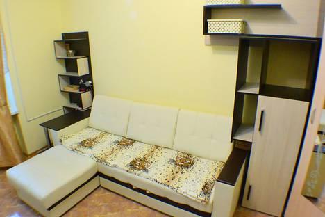 Сдается 1-комнатная квартира посуточно в Адлере, улица Просвещения, 153а.