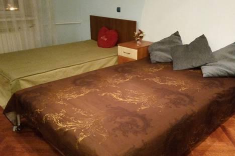 Сдается 2-комнатная квартира посуточно в Твери, бульвар Радищева, 11.