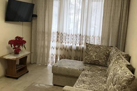 Сдается 2-комнатная квартира посуточно в Кисловодске, улица К. Либкнехта, 33.