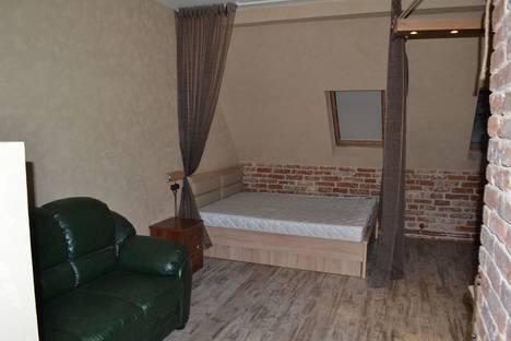 Сдается 1-комнатная квартира посуточно, улица Cepreя Герасимова, 25.