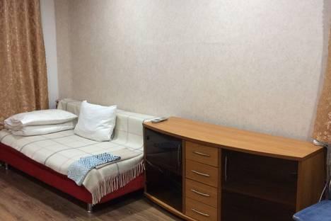 Сдается 1-комнатная квартира посуточно в Серпухове, улица Советская, 116.